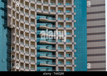Abstract View of a Modern Building - Stock Image
