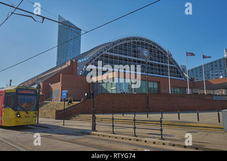 manchester convention centre - Stock Image