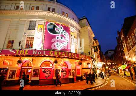 Piccadilly Theatre. London. UK 2009. - Stock Image