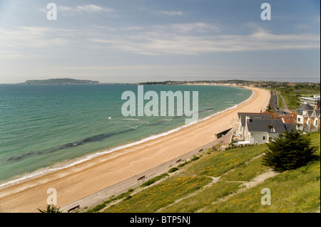Weymouth Beach, Dorset, UK - Stock Image