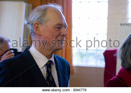 High Sherriff of Worcestershire - Stock Image
