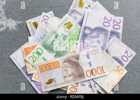 Paper money, currency - Stock Image