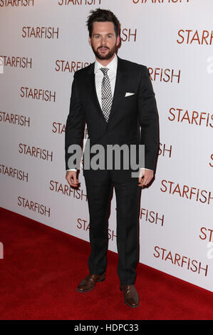 Guests attend red carpet for the UK Premiere of Starfish  Featuring: Tom Riley Where: London, United Kingdom When: - Stock Image