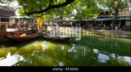 Tongli water town, China - Stock Image