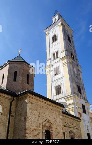 Velika Remeta Monastery, Fruska Gora, Serbia - Stock Image