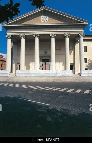 Veneto Treviso Cathedral - Stock Image