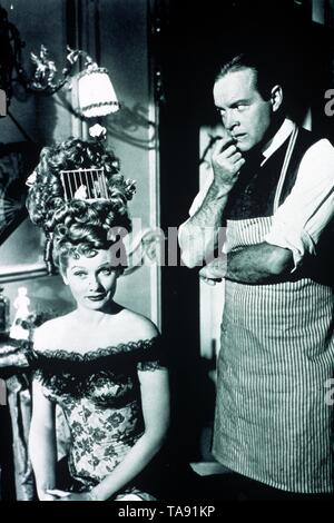 FANCY PANTS (1950)  LUCILLE BALL  BOB HOPE  GEORGE MARSHALL (DIR)  MOVIESTORE COLLECTION LTD - Stock Image