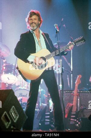 SONGWRITER (1984)  KRIS KRISTOFFERSON  ALAN RUDOLPH (DIR)  TRISTAR/MOVIESTORE COLLECTION LTD - Stock Image