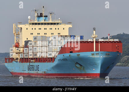 Nysted Maersk - Stock Image