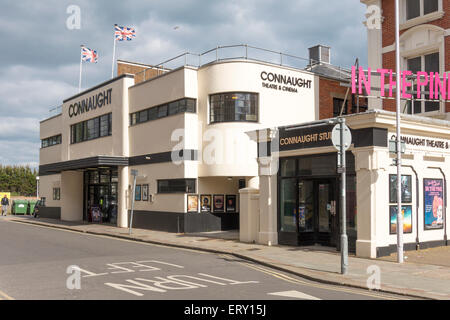 Connaught Theatre Worthing - Stock Image