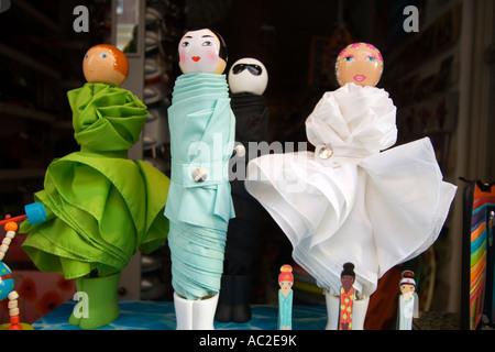 Amsterdam Jourdan shop for umbrellas - Stock Image