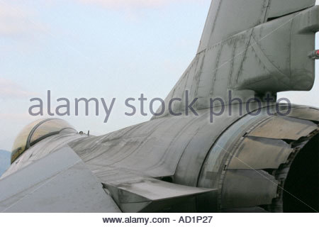 Zeltweg 2005 Air Power 05 airshow Austria, - Stock Image