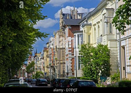 Germany, Mecklenburg-West Pomerania, Schwerin, - Stock Image
