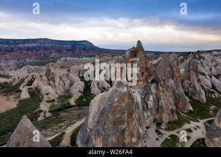 Cappadocia in Turkey, taken in April of 2019rn' taken in hdr - Stock Image