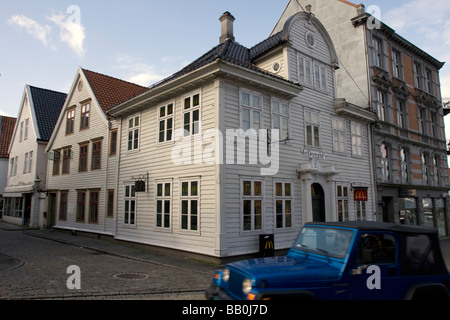 Bergen, Norway - Stock Image