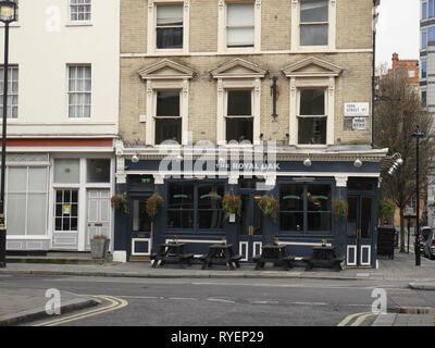 Royal Oak, Marylebone, London. UK - Stock Image