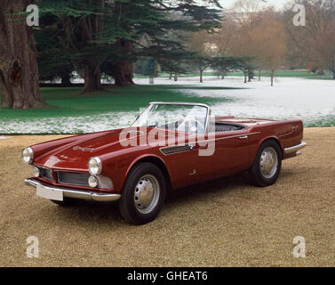 1958 BMW 507 Vignale 3 2 litre V8 2 seat roadster Country of origin Germany - Stock Image