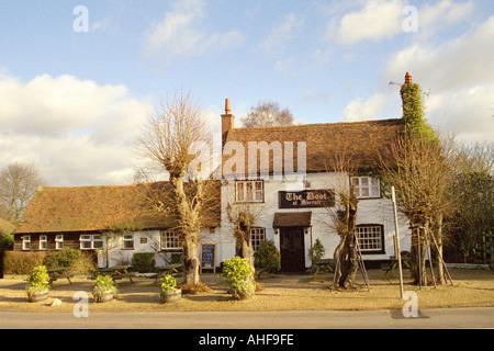 The Boot Public House, Sarratt, Hertfordshire, UK - Stock Image