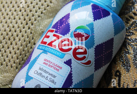 Godrej Ezee Liquid Detergent - Stock Image