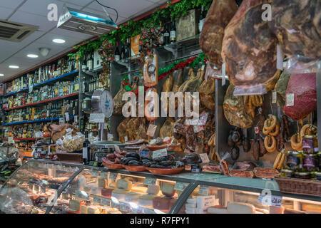 Casa Lourenco, traditional grocery store,  Porto, Portugal Porto, Portugal - Stock Image