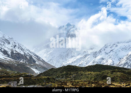 Mount Cook - Stock Image