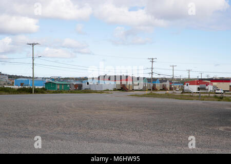 Kuujjuaq, Quebec - Stock Image