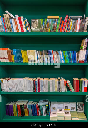 Turin, Italy. 09th May, 2019. Italy Piedmont Turin Lingotto - International Book Fair in Turin Credit: Realy Easy Star/Alamy Live News - Stock Image