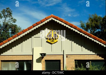 Girl Guides hall, Western Australia - Stock Image
