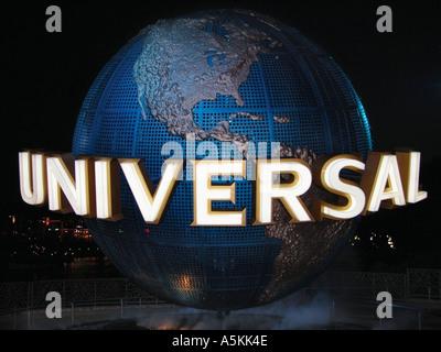 Universal Studios, Orlando, Florida. USA. 2002 - Stock Image