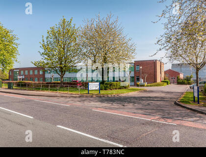 Greenlands Business Centre, Studley Road, Redditch, Worcestershire. - Stock Image