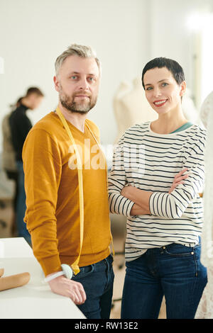 Casual tailors - Stock Image