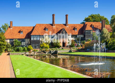 RHS Wisley Gardens. - Stock Image