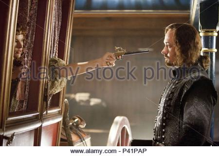 Original Film Title: THE THREE MUSKETEERS.  English Title: THE THREE MUSKETEERS.  Film Director: PAUL W. S. ANDERSON.  Year: 2011.  Stars: MATTHEW MACFADYEN. Credit: CONSTANTIN FILM PRODUCKTION/IMPACT PICTURES / Album - Stock Image