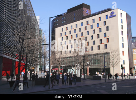 Hilton Hotel Southwark London - Stock Image