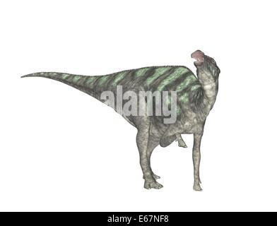 Dinosaurier Maiasaura / dinosaur Maiasaura - Stock Image