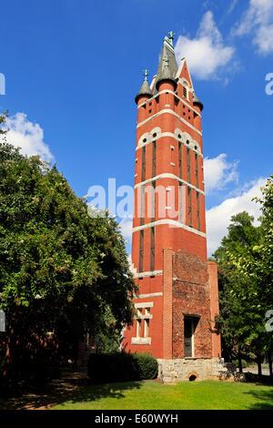 Old Presbyterian Bell Tower in Salisbury North Carolina. - Stock Image