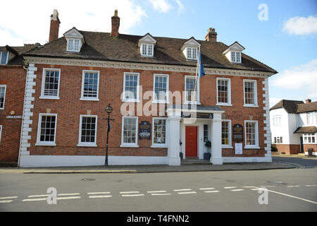 Stratford Preparatory School, Chestnut Walk, Stratford up[on Avon, Warwickshire - Stock Image