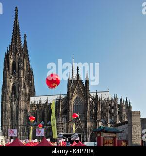Cologne cathedral - Stock Image