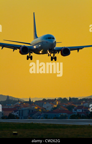 Airliner aircraft - Stock Image