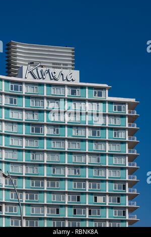 The Riviera Hotel, Havana, Cuba - Stock Image