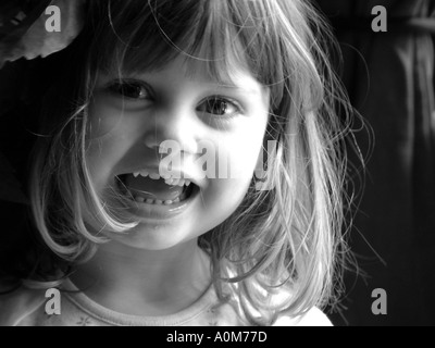 young girl - Stock Image