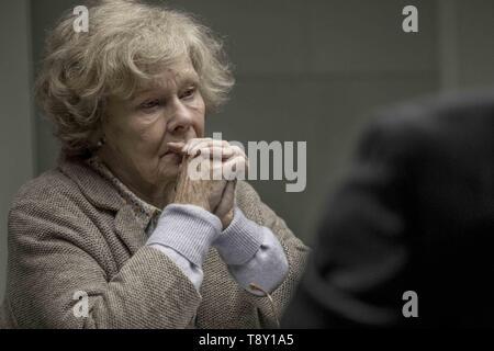 RED JOAN (2018)  JUDI DENCH  TREVOR NUNN (DIR)  IFC FILMS/MOVIESTORE COLLECTION LTD - Stock Image