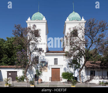 Los Dominicos Church Santiago do Chile - Stock Image