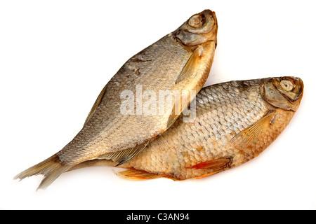 Dried fish - Stock Image