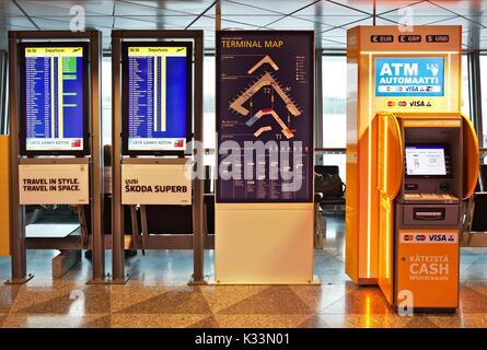 Helsinki Airport - Stock Image