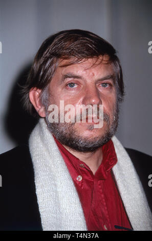 Reinhard Schwabenitzky, österreichischer Regisseur und Drehbuchautor, Deutschland 1993. Austrian movie director and screen writer Reinhard Schwabenitzky, Germany 1993. - Stock Image