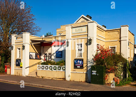 The Rio Cinema Burnham on Crouch. - Stock Image