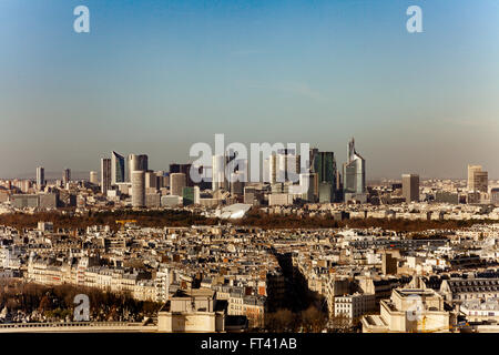 Paris La Défense - Stock Image