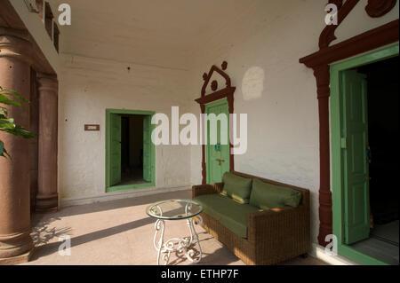 Pal Garh.  Pal Garh Haveli, Jodhpur, Rajasthan, India - Stock Image