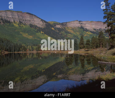 Haviland Lake - Stock Image
